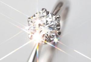 【郡山市】大切な婚約指輪をネックレスにリフォーム!