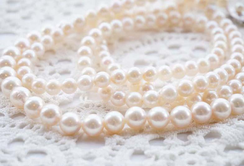 【金沢市】真珠ネックレスのお手入れと保管方法