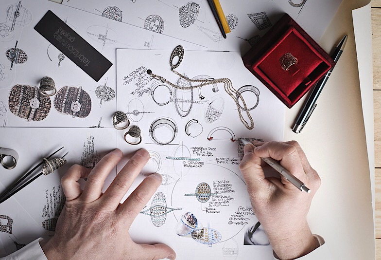 【長岡市】オーダーメイドは意外と多い?結婚指輪は憧れブランドで「作る」