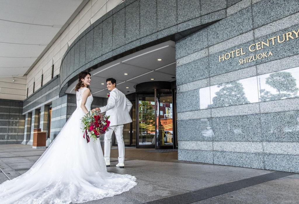 【静岡市】大満足!ホテルウェディングなら「ホテルセンチュリー静岡」