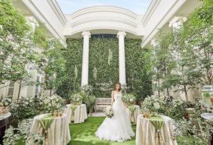 【静岡市】ガーデンウェディングが叶う結婚式場「アーセンティア迎賓館」