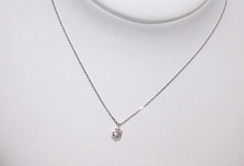 ダイヤモンドネックレス ラザールダイヤモンド
