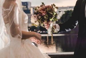 【金沢市】婚約指輪と結婚指輪の重ねづけ