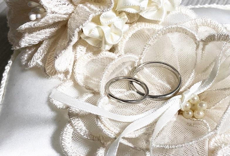 【金沢市】結婚式で必要なリングピローとは?使い方もご紹介♡