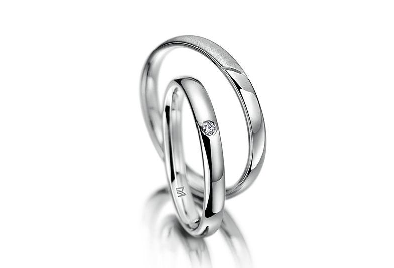 静岡市結婚指輪 鍛造