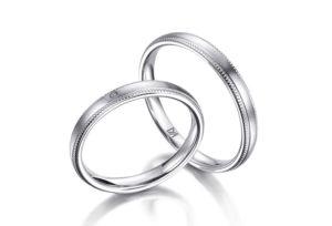 【北海道】スイスメイドの結婚指輪 │長く愛せるシンプルデザインとは