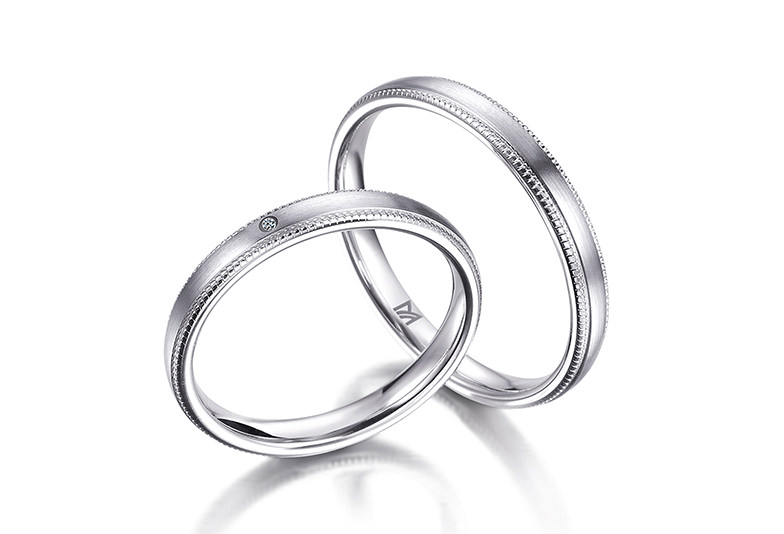 【埼玉県】スイスメイドの結婚指輪 │長く愛せるシンプルデザインとは