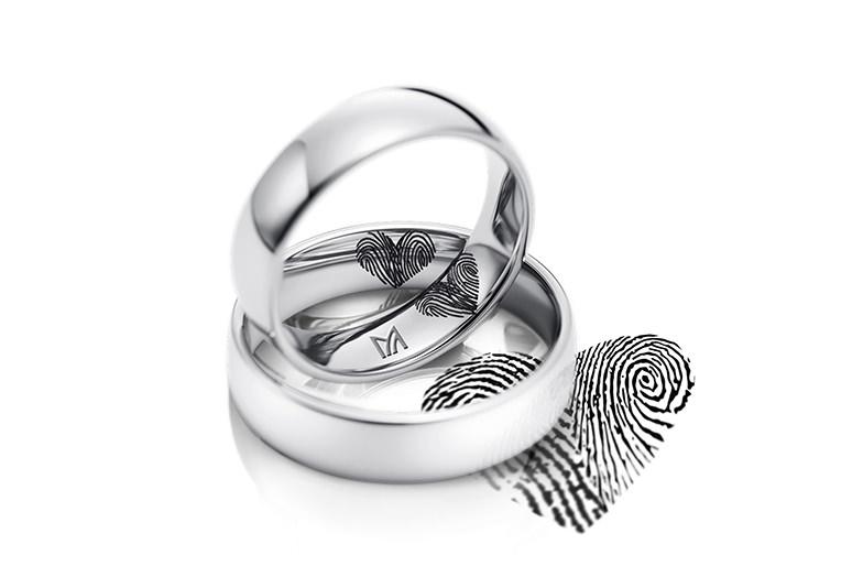 【宮城県】シンプルな結婚指輪の選び方。最先端のレーザー刻印をふたりの結婚指輪に