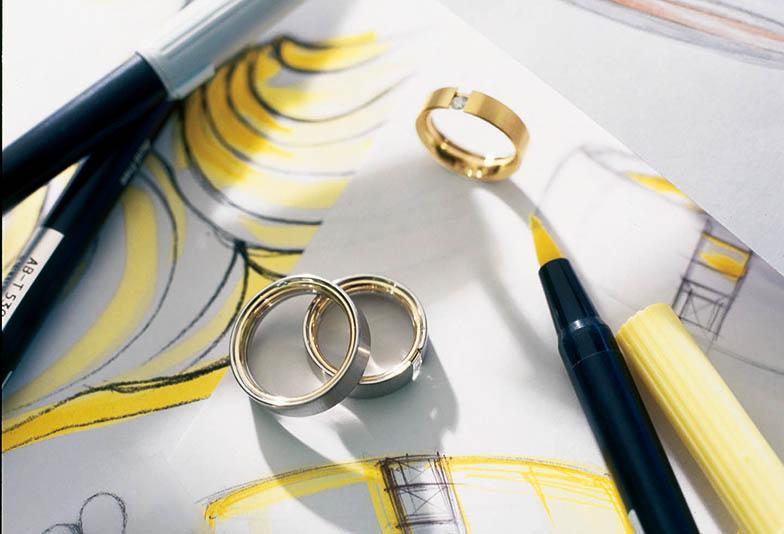 【神奈川県】おしゃれな結婚指輪デザインが揃うMEISTER │ ウエディングアワードを受賞した独創的なデザインとは