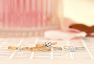 【静岡市】女子人気高めのピンクゴールド!婚約指輪・結婚指輪ではあり?なし?