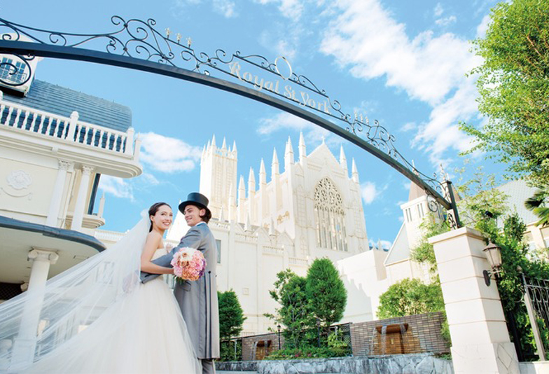 【静岡市】イマドキを取り入れた人気の結婚式場「ロイヤルセントヨーク」