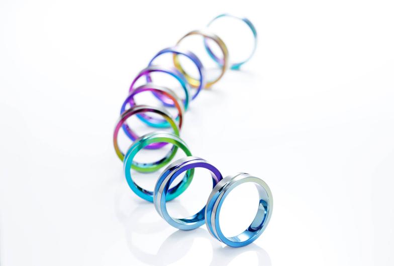 【豊橋市】発色で表現した自然の奇跡 SORAの結婚指輪の魅力に迫る!