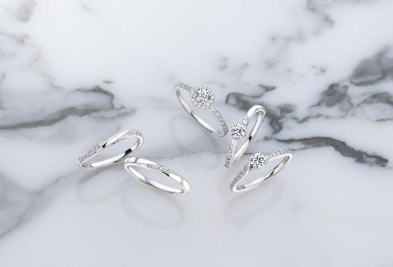 【静岡市】新ブランド登場!今ならクリスマスまでに間に合います!婚約指輪と結婚指輪