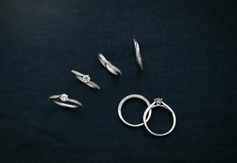 【浜松市】最愛の人と最愛の婚約指輪、結婚指輪が見つかる新ブランド「レシピエント」とは?