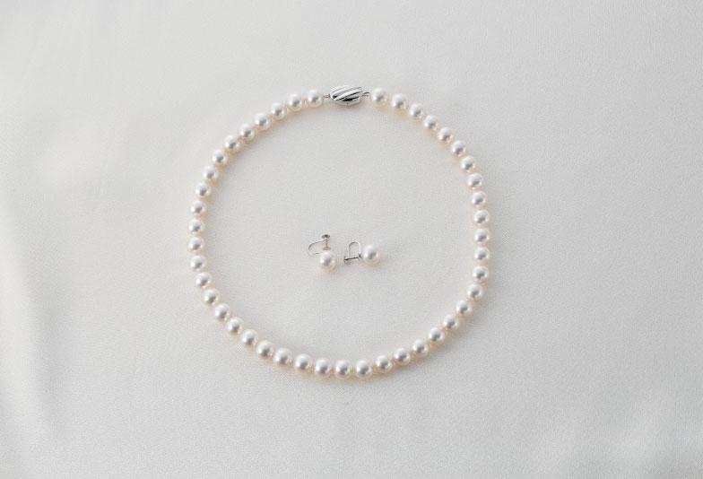 【岸和田市・阪南市】真珠のネックレスはお持ちですか?大人のたしなみパールネックレスを詳しくご紹介!