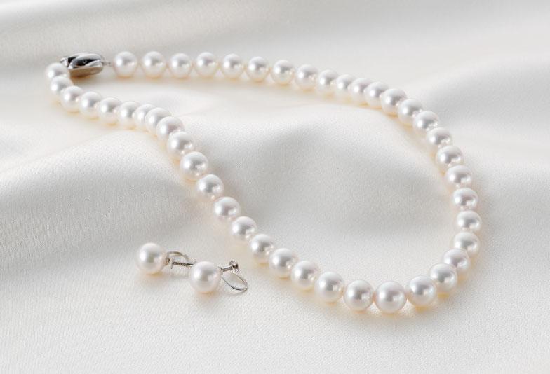 【大阪・梅田】花嫁道具の必需品《真珠ネックレス》