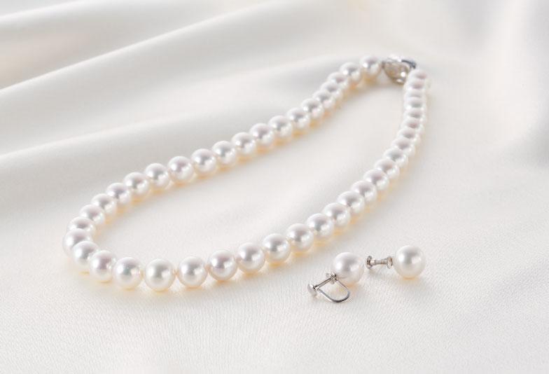 【福井市】ジュエリーリフォームで人気!真珠ネックレスを蘇らせる方法