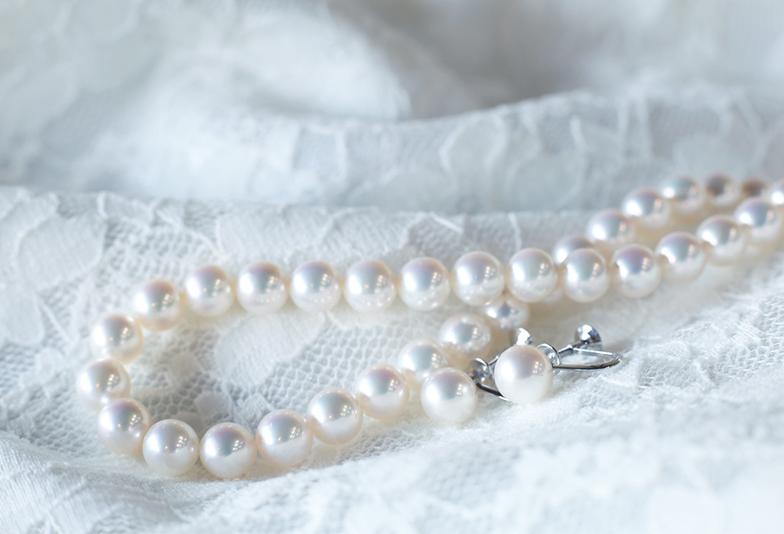 【石川県小松市イオンモール】お悔やみの席でしてはいけない真珠ネックレスの着用法と3つの理由とは?