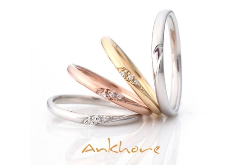 沖縄 結婚指輪 素材の色