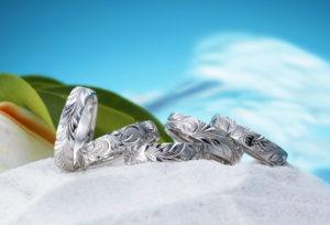 【沖縄県】ハワイアンの結婚指輪「HEART ISLAND」を選んだ私の理由