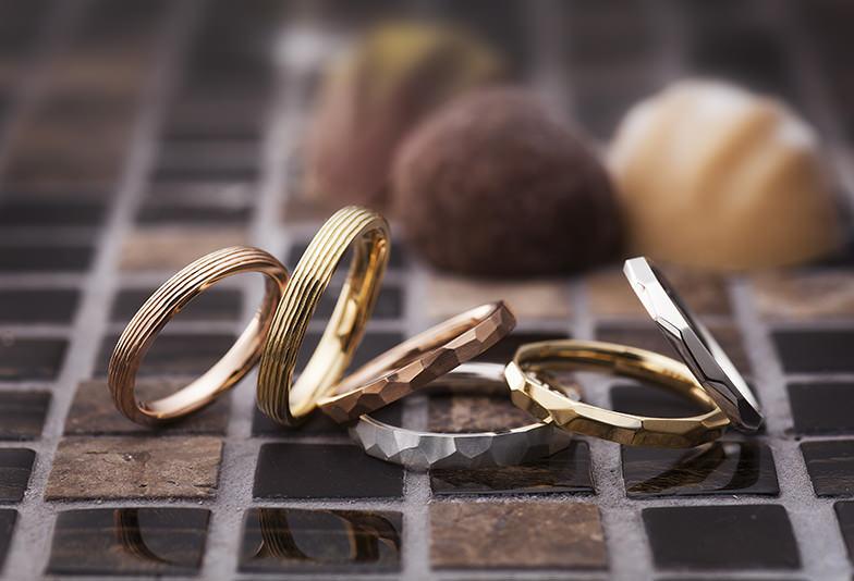 【富山市】個性的な結婚指輪ブランド!PAVEOCHOCOLATとは?