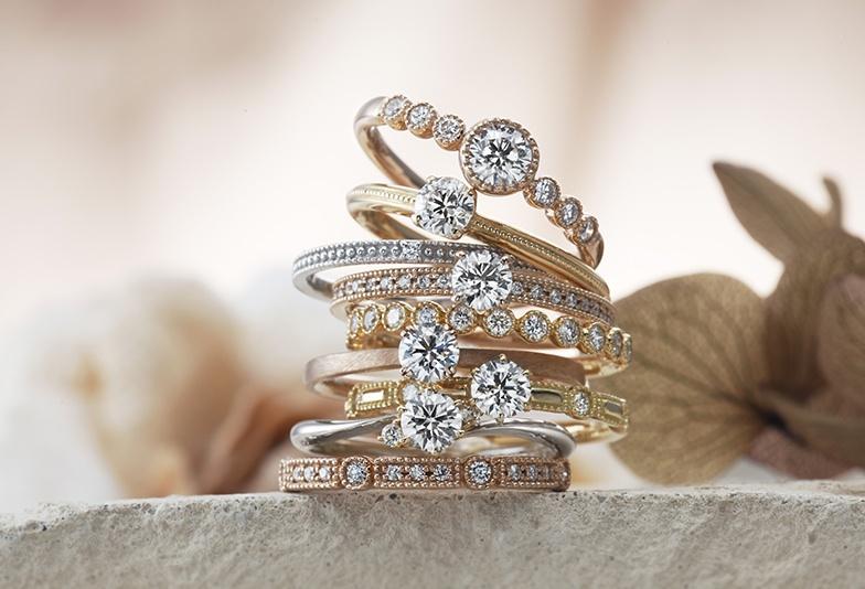 沖縄婚約指輪
