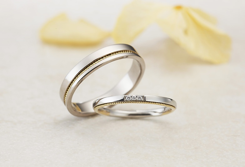 結婚指輪 デザイン