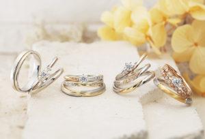 【沖縄県】婚約指輪はプラチナ?ゴールド?どちらも選べない!を解決「AMOUR&AMULET」とは?