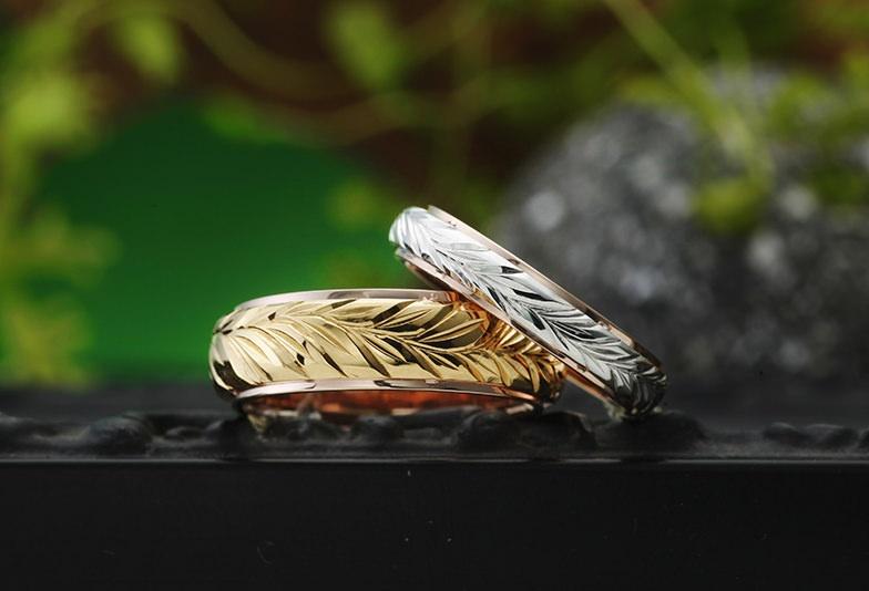 HEART ISLAND結婚指輪