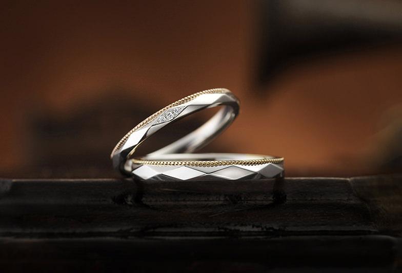 静岡市結婚指輪おしゃれ