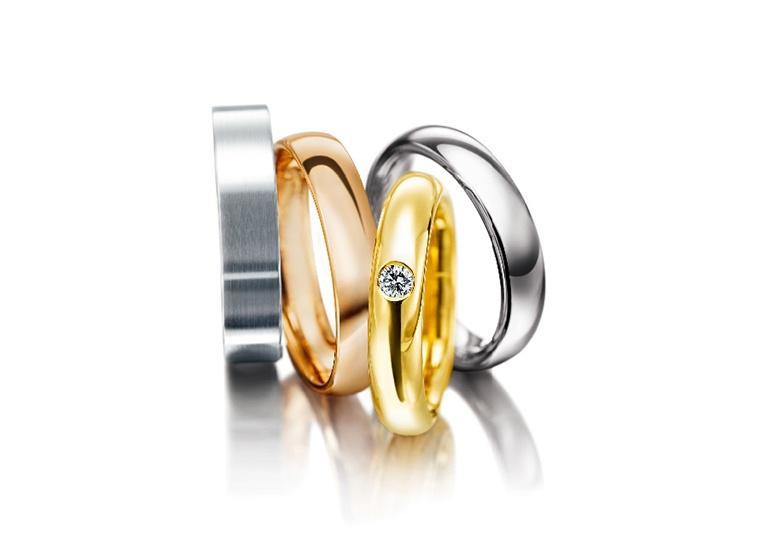 【岩手県】わたしの選んだ結婚指輪 ゴールド×シンプルにしてよかった!体験談