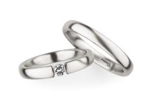 【宇都宮市】結婚指輪には鍛造製法のクリスチャンバウアーがオススメ