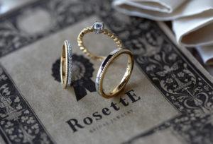 【宇都宮市】コンビの結婚指輪を探しているならこんなデザインもおすすめ!