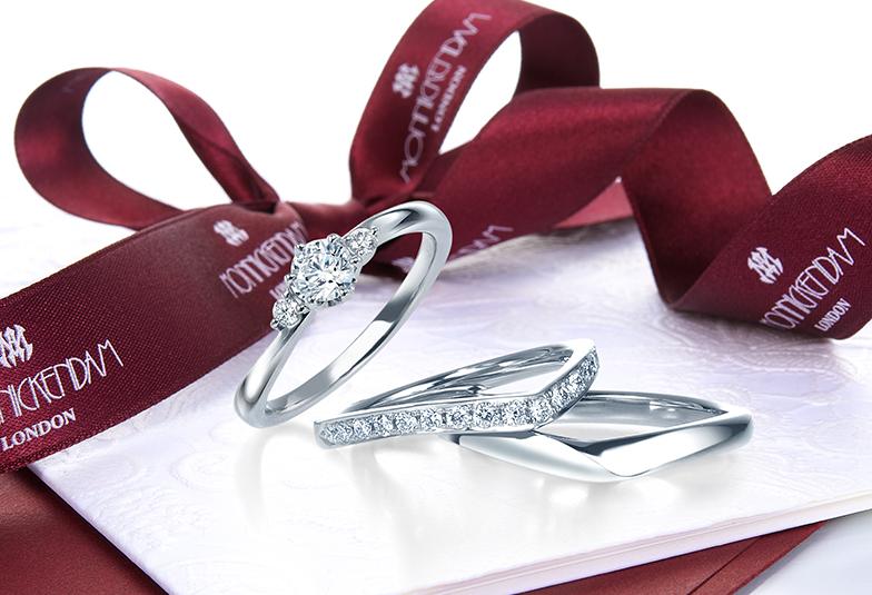 「宇都宮市」結婚指輪はモニッケンダム