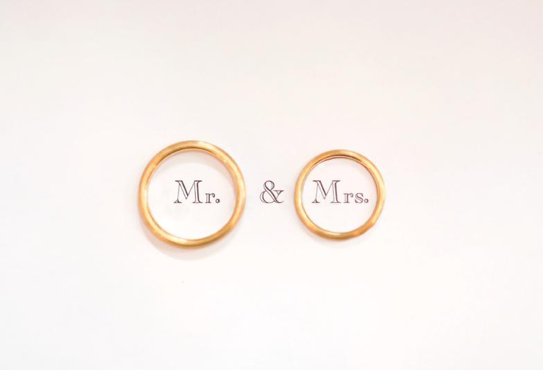 【姫路市】結婚指輪はプラチナ派??ゴール派??