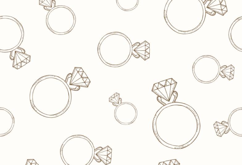 【豊橋市】<豊橋卒花嫁レポ>こんな風に結婚指輪を探しました!~安くて満足する結婚指輪を選ぶには~