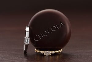 """【浜松市】個性的なデザインが可愛い!お洒落でハイカジュアルな結婚指輪ブランド""""CHOCOLAショコラ""""とは?"""