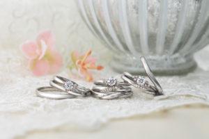 【沖縄県】安いだけじゃだめ!かわいくて大満足な婚約指輪〈Milk&Strawberry〉