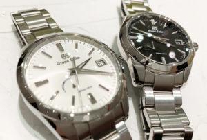 【石川県】小松市イオンモール 機械式時計とクオーツ時計を併せ持つ!SEIKO~Grand Seiko~