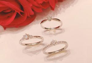 【福井市エルパ】婚約指輪の選びの秘訣!彼女に必ず気に入ってもらえる婚約指輪BEST3