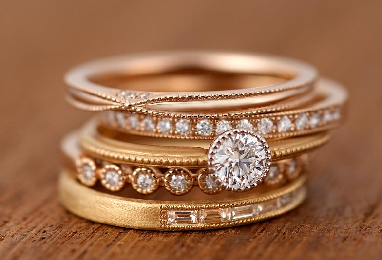 【福島市】婚約指輪/結婚指輪ミル打ち(ミルグレイン)装飾の魅力と人気のデザインを紹介!
