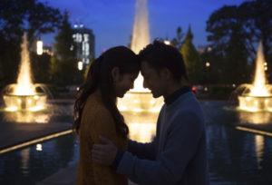 【浜松市】夜空に誓う星がテーマの婚約指輪・結婚指輪「いい夫婦シェレトワレ」