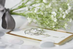 【静岡市】指が綺麗に見えるセットリングを知りたい!女性が悩む婚約指輪と結婚指輪