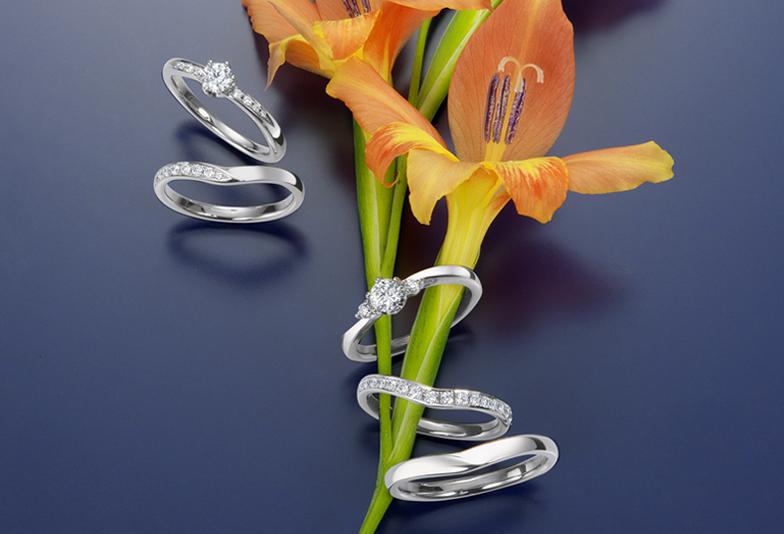 【広島市】婚約指輪選び ダイヤモンドで差をつけよう!