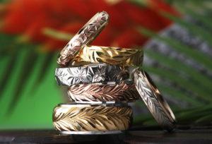 【山形】今大人気のハワイアンジュエリーの結婚指輪、「ハートアイランド」とは?