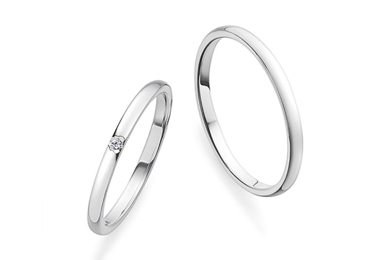 10万円程度で揃う結婚指輪