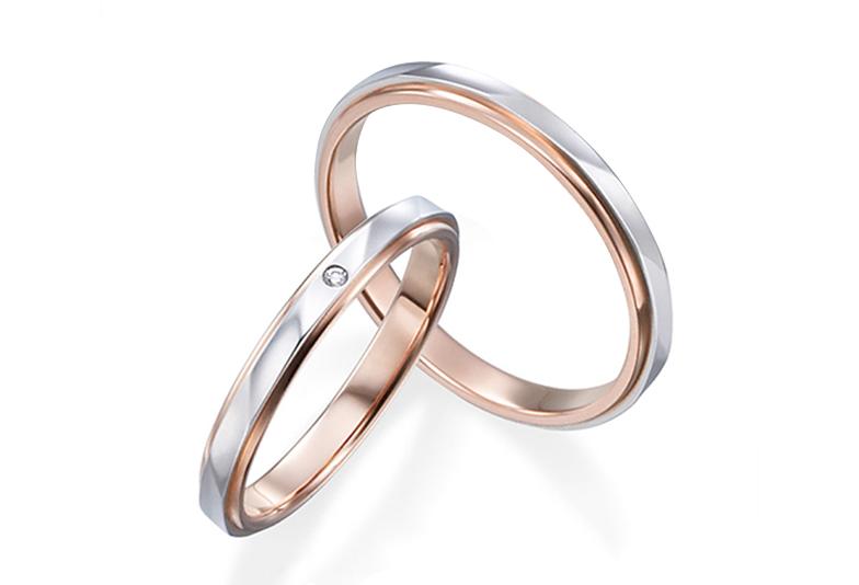 静岡市結婚指輪 鍛造製法