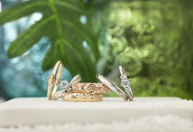 【南大阪・和歌山市】結婚指輪のハワイアンジュエリーブランドPrivate beach(プライベートビーチ)