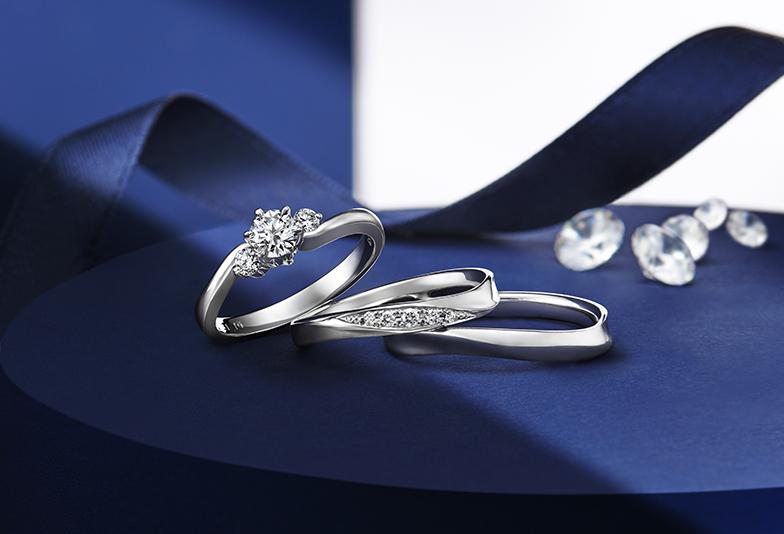 【宮城県】ブライダルリングはダイヤモンドにこだわりたい!私のお気に入りブランド「ROYAL ASSCHER」