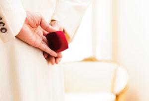【沖縄市】プロポーズ男子必見!可愛い女子に人気の婚約指輪〈Milk&Strawberry〉アンシャンテ